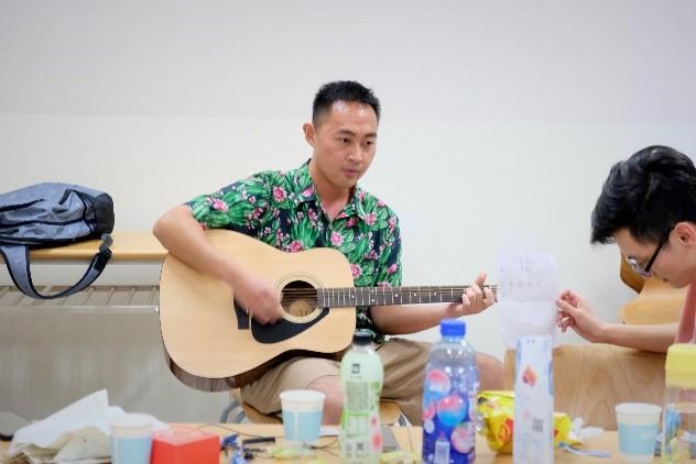 6吉他表演